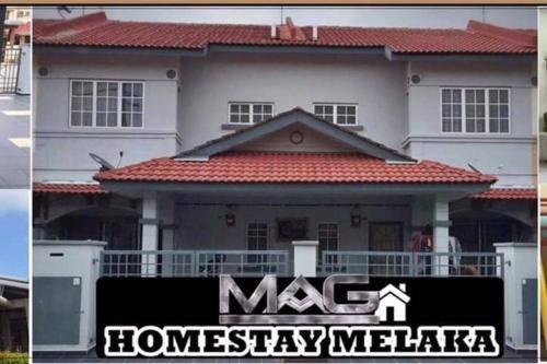 Mag Homestay, Kota Melaka