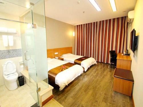 Thank Inn Chain Hotel Hebei Xingtai Ren County East Xinxing Road, Xingtai
