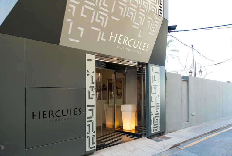 Hercules Boutique Hotel, Ceuta