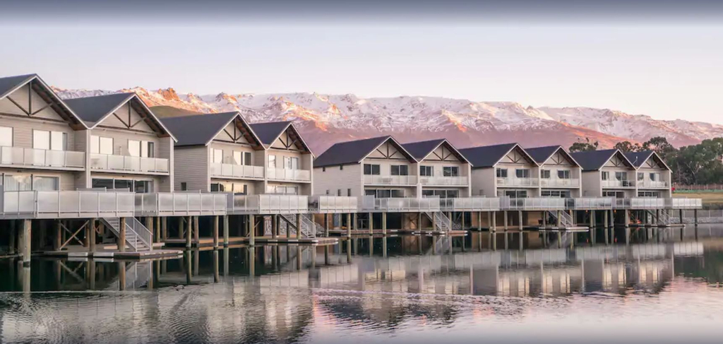 Heritage Boutique Lake Resort Cromwell, Central Otago