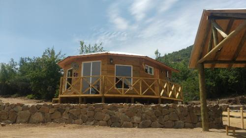 Cabana El Quillay de Caleu, Chacabuco