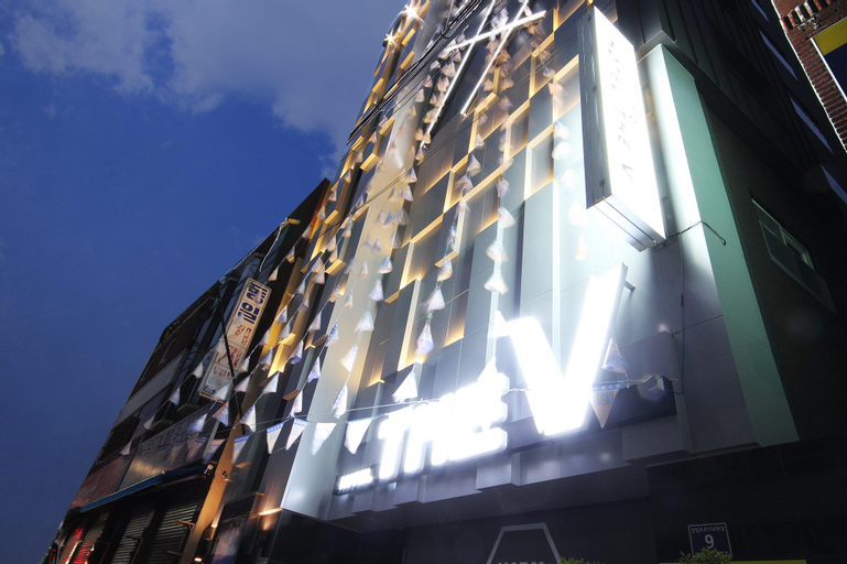 Hotel The V, Jinju