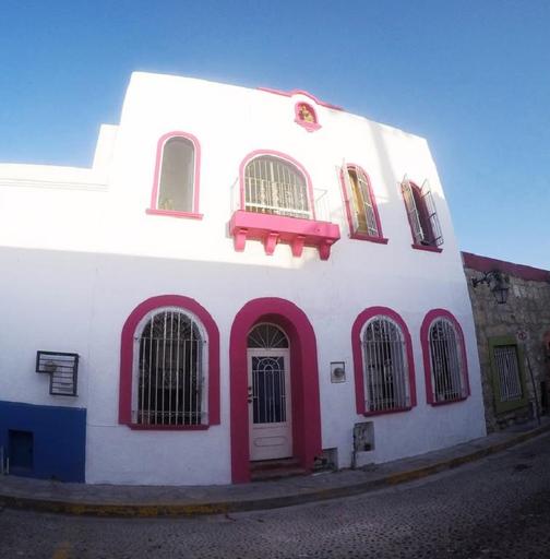 Taiyari Hostal, Monterrey