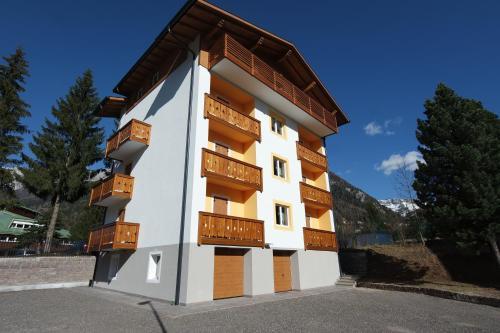Casa Ciroch, Trento