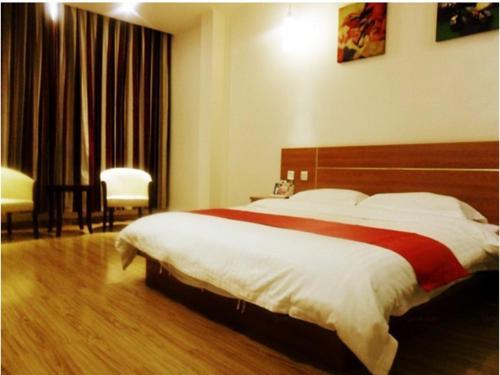 Thank Inn Chain Hotel Jiangsu Jiangyin College, Wuxi