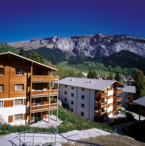 Hapimag Resort Flims, Imboden