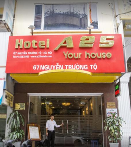 A25 Hotel Nguyen Truong To, Ba Đình