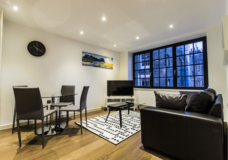 Omega Place by Servprop, London