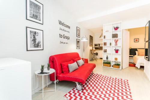 LxWay Apartments Graça - Santa Marinha, Lisboa