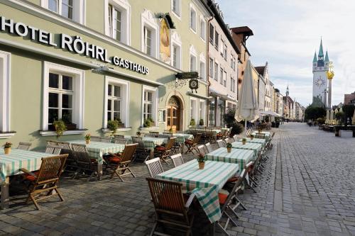 Hotel & Gasthaus DAS ROHRL Straubing, Straubing