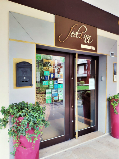 Feel Inn - Venice Airport Luxury Rooms, Venezia