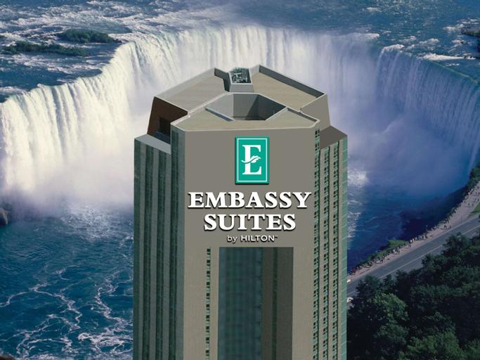 Embassy Suites by Hilton Niagara Falls Fallsview, Niagara