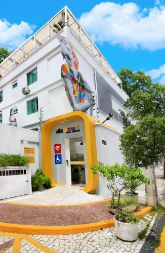 Hotel Villa Smart, Fortaleza
