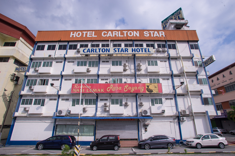 OYO 89580 Carlton Star Hotel, Seremban