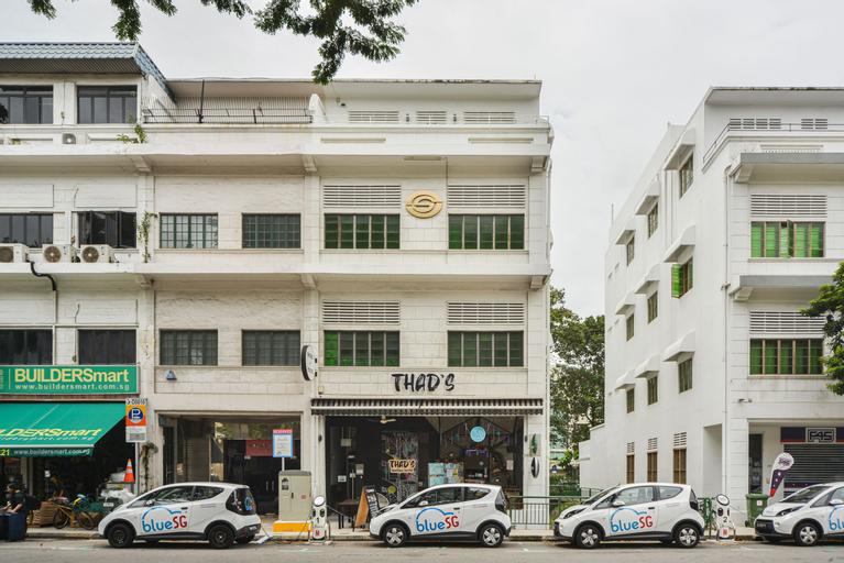 Thads Boutique Hostel, Singapore River