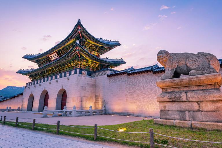 Pure Korean traditional style, Jongro