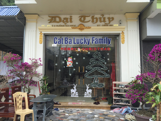 Cat Ba Lucky Family Hotel, Cát Hải