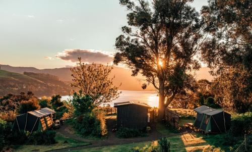 Akaroa Glamping, Christchurch