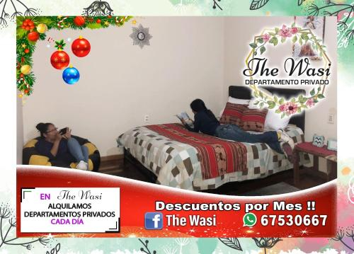 The Wasi, Cercado