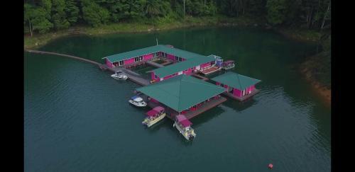 Kenyir Eco Resort, Hulu Terengganu