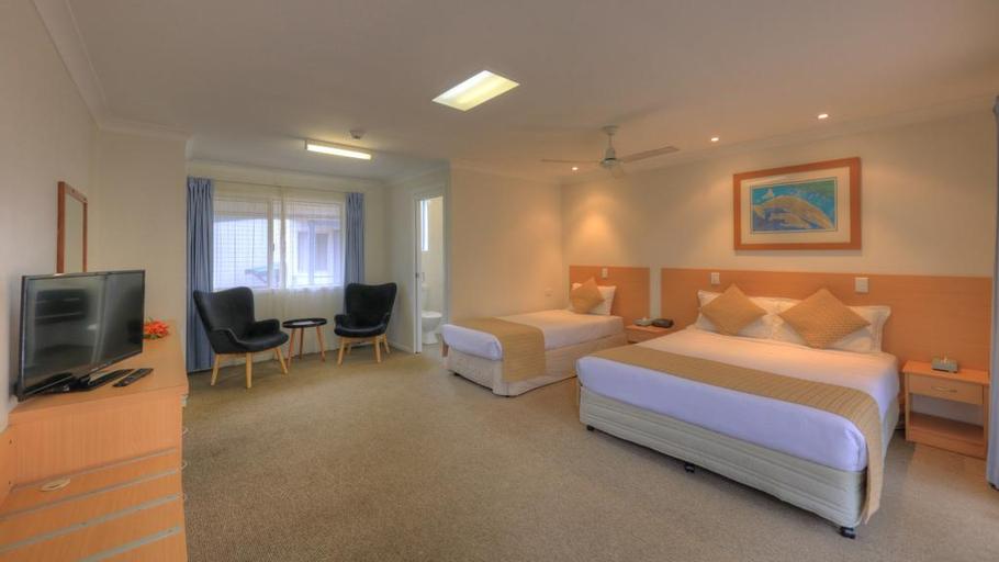Paradise Hotel & Resort, Norfolk Island