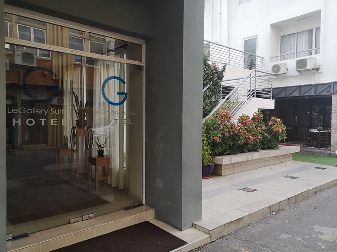 LeGallery Suites Hotel, Kianggeh