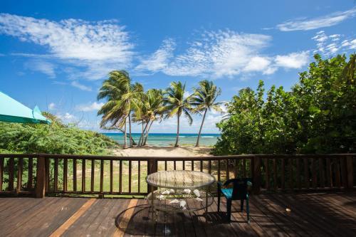 Beach Front Vieques Apartment & Beach,