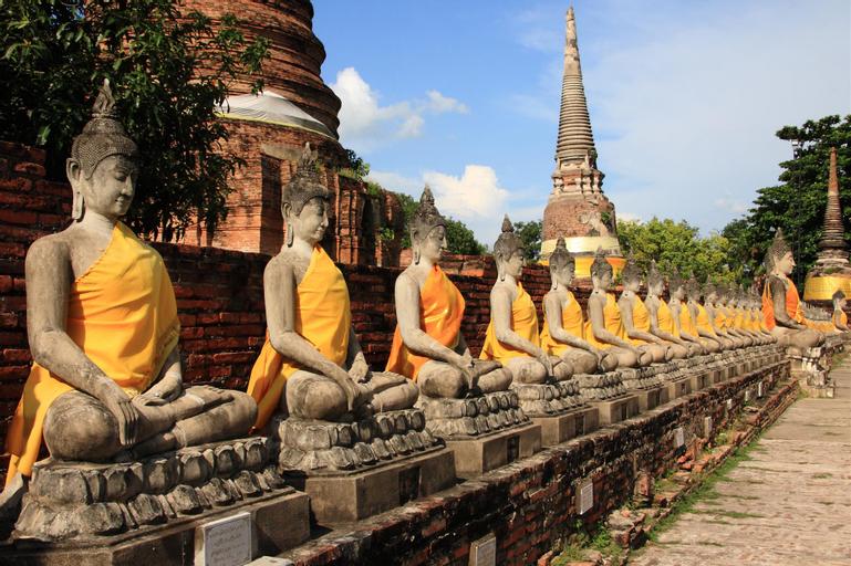 Choke-Set-Thee House, Phra Nakhon Si Ayutthaya
