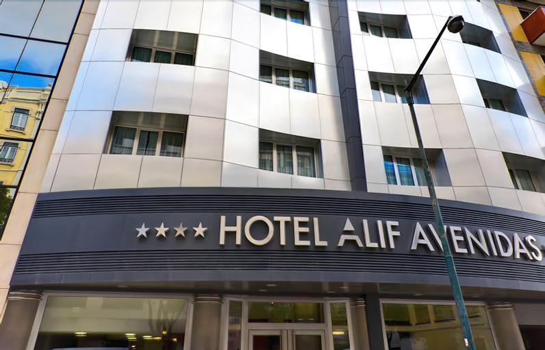 Hotel Alif Avenidas, Lisboa