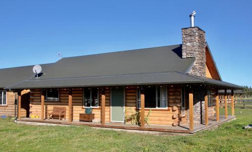 The Log Cottage, Waimakariri