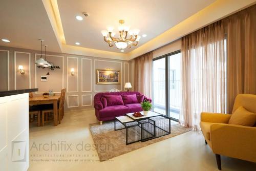 Herla Apartment at Masteri Thao Dien, Quận 2