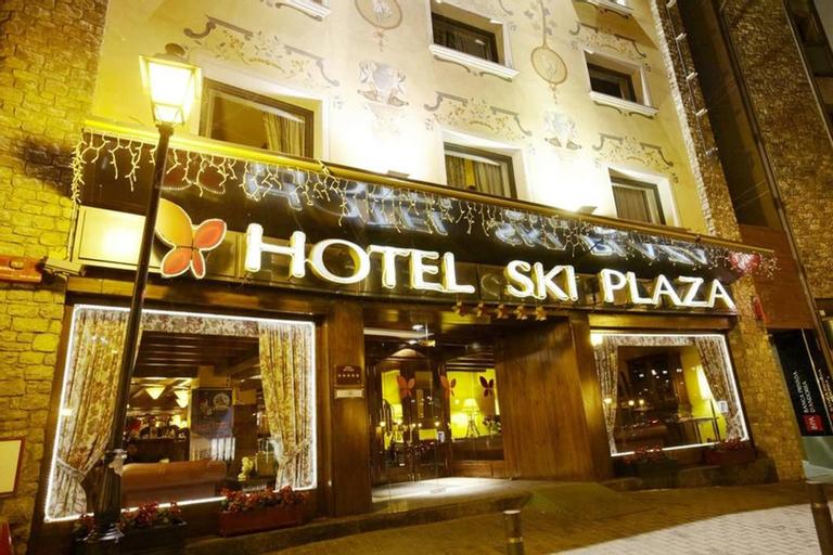 Hotel Ski Plaza,