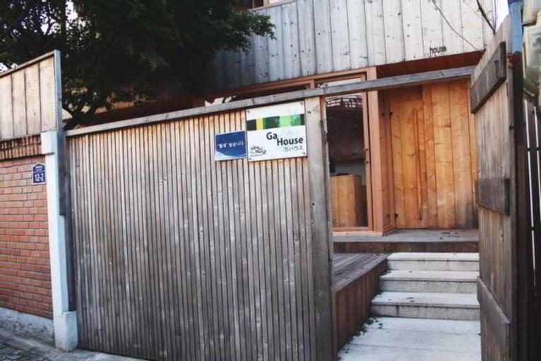 Hangul House Seoul, Jongro