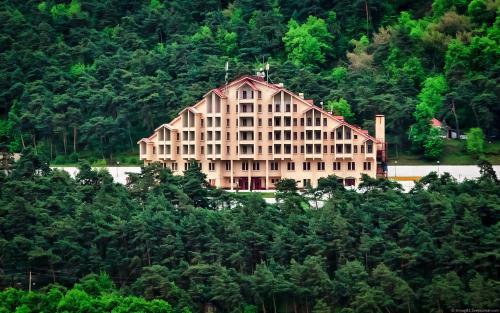 Armkhi Hotel Ingushetia, Sunzhenskiy rayon
