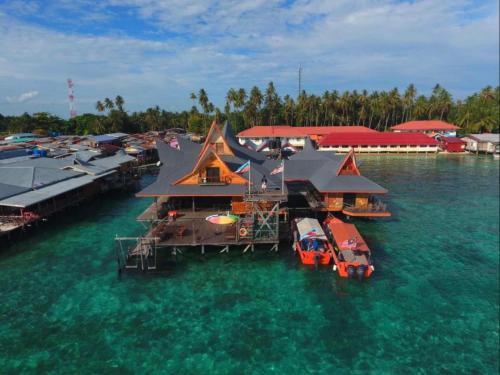 Mabul Paradise Lodge, Semporna