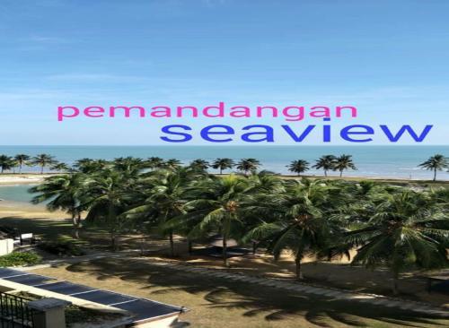 Private Seaview Penthouse bajet, Port Dickson