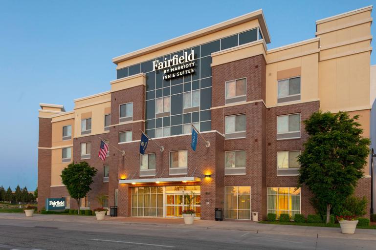 Fairfield Inn & Suites by Marriott Wichita Downtown, Sedgwick