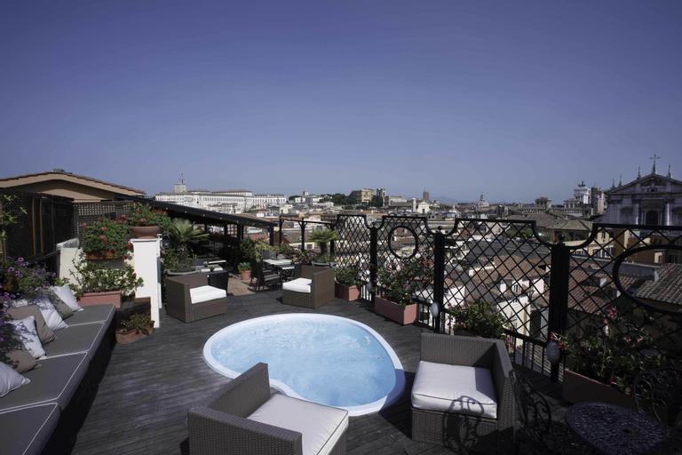 Colonna Palace Hotel, Roma