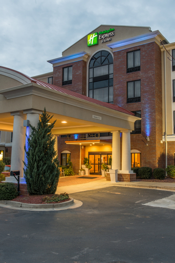 Holiday Inn Express Hotel & Suites Lavonia, Franklin