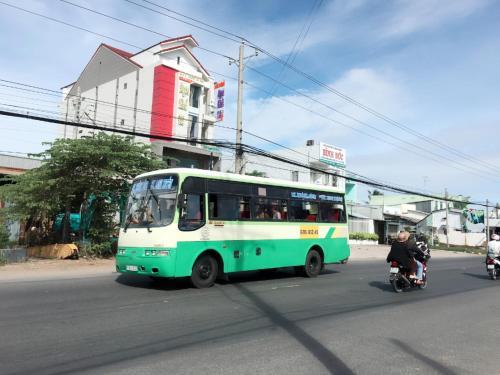 Ngoc Kha Tu 2 Hotel, Long Xuyen Township