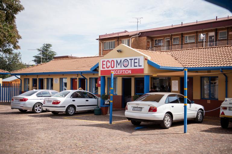Ecomotel O.R Tambo Intl, Ekurhuleni