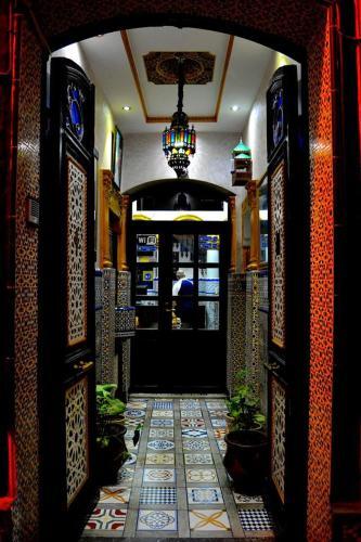 Hotel Marrakech, Tétouan