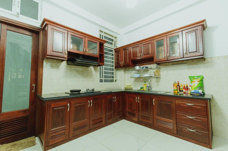 Urban House Saigon 2 Family room, Quận 4
