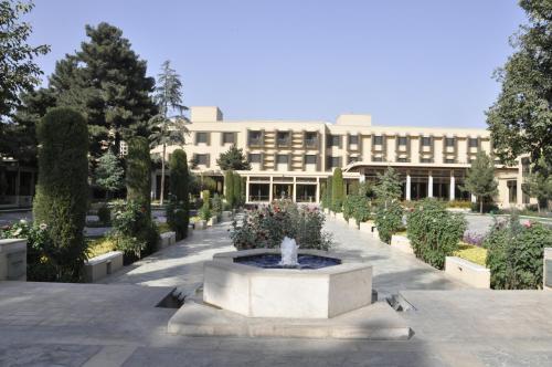 Kabul Serena Hotel, Kabul City
