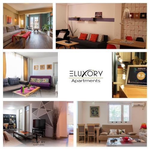 Skopje ELUXORY Apartments,