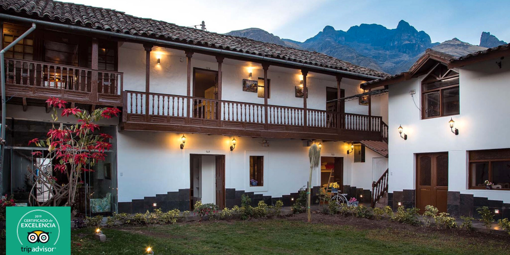 R House Sacred Valley, Calca