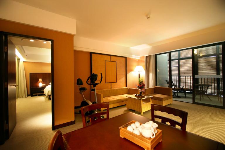 Trithorn Hotspring Resort Xiamen, Xiamen