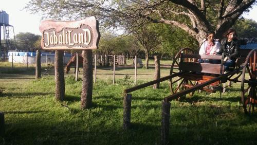 jabaliland pampa resort, Loventué