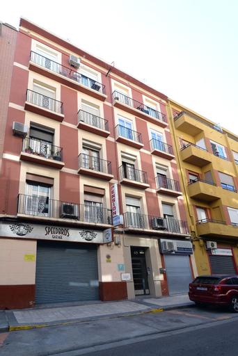 Pensión Fortea, Zaragoza
