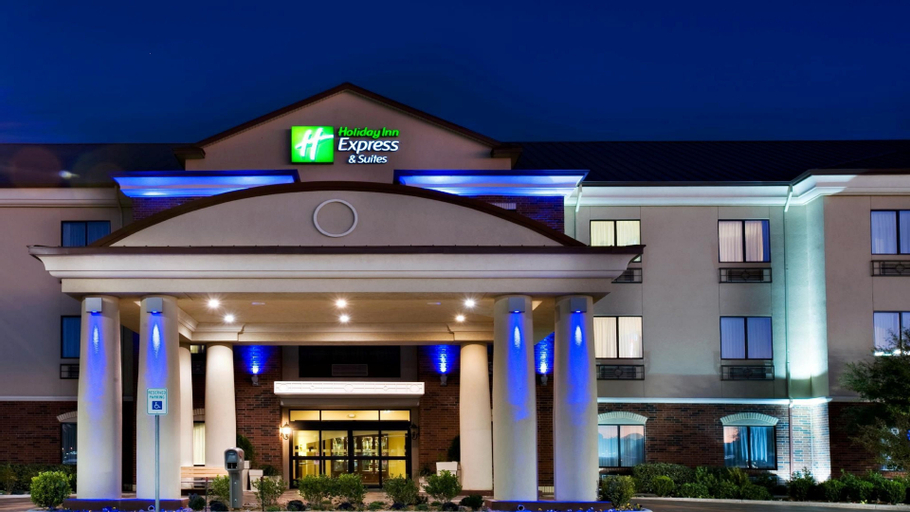 Holiday Inn Express Hotel and Suites Valparaiso, Porter